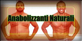 anabolizzanti naturali