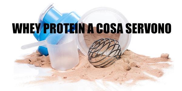 Whey protein, domande e risposte