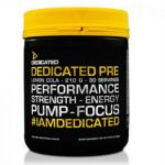 Dedicated Pre 210g dedicated nutrition