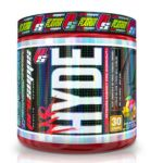 MR Hyde pre workout 204g pro supps