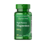 High Potency Magnesium 500mg 100cps