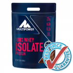 100% Whey Isolate Protein 1,59Kg