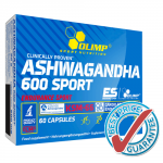 Ashwagandha 600 Sport 60cps