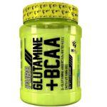 Pure Glutamine + Bcaa 100cps