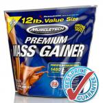 100% Premium Mass Gainer 5,4kg