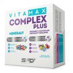 Vitamax Complex Plus 60+60 cps