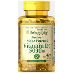 Vitamin D3 5000iu 100cps