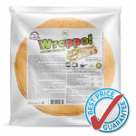 Wrappo Protein Tortillas 4x70g