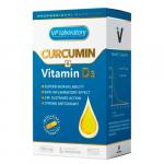 Curcumin & Vitamin D3 60cps