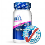Co-Q10 & Red Yeast Rice 500mg 60cps