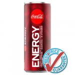Coca Cola Energy No Sugar 250ml