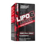 Lipo-6 Black Ultra Concentrate 60cps