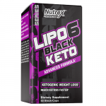 Lipo-6 Black KETO 60cps