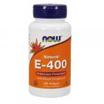 Vitamina E-400 100 SoftGels