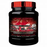 hot blood 2.0 300g scitec nutrition