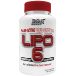 Lipo-6 International 120cps nutrex research