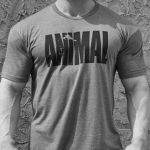 Animal Iconic T-Shirt Grey