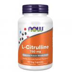L-Citrulline 750mg 90cps