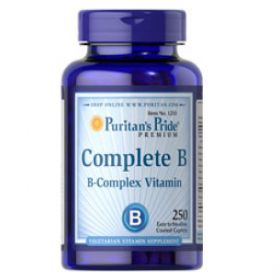 Complete B Complex 100cps