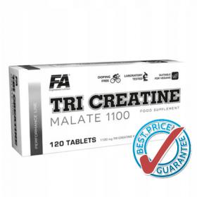 Tri Creatine Malate 1100 120tab