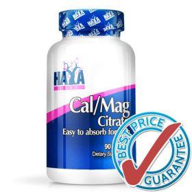 Cal-Mag Citrate 90tab