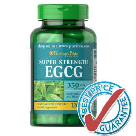 Super Strength EGCG 350 mg 120cps
