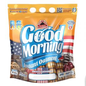 Good Morning Instant Oatmeal 1,5K