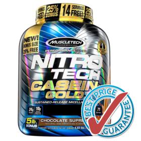 Nitro-Tech Casein GOLD 2,27Kg
