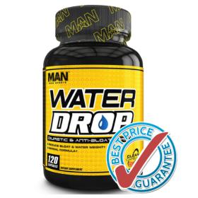 Water Drop Herbal Diuretic 120cps