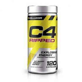 C4 Ripped 120cps