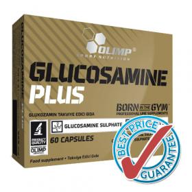 Glucosamine Plus 60cps