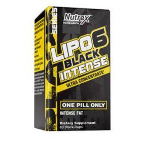 Lipo-6 Black INTENSE 60cap