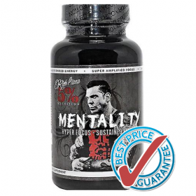 Mentality Nootropic Blend 90cps