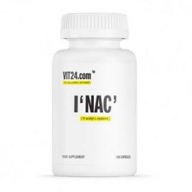 NAC N-Acetyl L-Cisteina 100cps