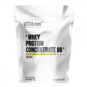 Whey Protein Concentrate 80 750g