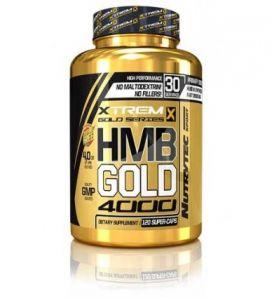 HMB Gold 4000 120cps