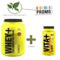 Whey Protein 2 Kg + Vita+60 cps