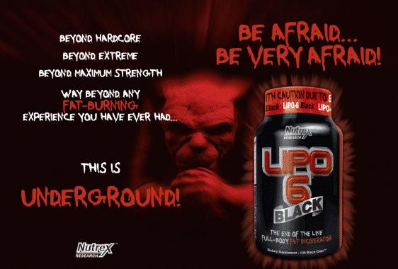 Lipo-6 Black versione yohimbe free, termogenico dimagrante per scolpire gli addominali