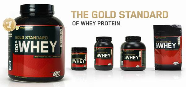 whey gold standard 100 blend di sieroproteine isolate ad elevato valore biologico